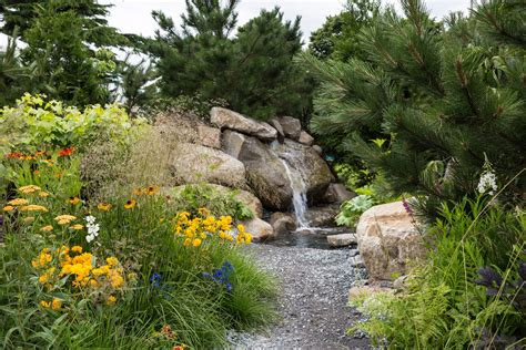 the oregon garden oregon arrives at the hton court flower show the