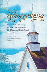 Best 25 ideas about church homecoming find what youll love homecoming church bulletin clip art altavistaventures Gallery