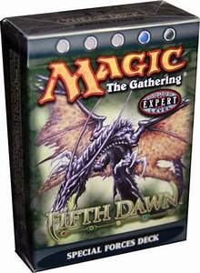 Fifth Dawn Special Forces Preconstructed Theme Deck (MTG ...