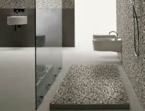 flooring ideas for bathroom pebble floor bathroom design ideas home design garden architecture magazine
