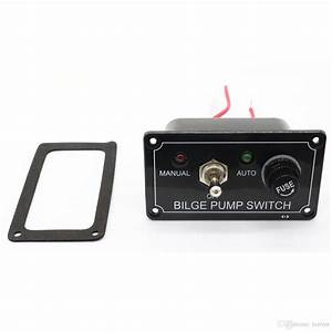 2020 12v Dc Rocker Switch Panel On Off On Bilge Pump