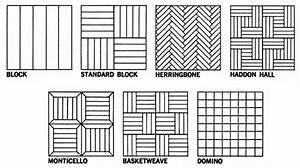 designs for fabulous parquet floors photos With parquet block size