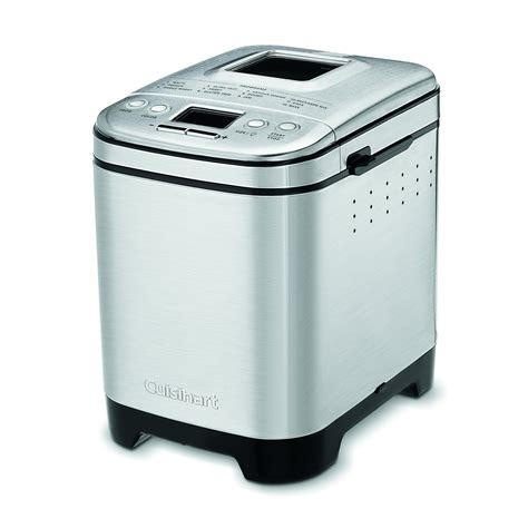 So, to help you make the most delicious recipes, we have included our top cuisinart bread maker recipes that you can start making today! Cuisinart CBK-110 Bread Maker, New Compact Automatic - Home & Kitchen BatsDeals