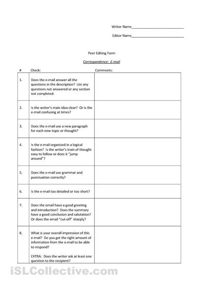 17 Best Images Of Middle School Writing Process Worksheets  Creative Writing Worksheets Middle