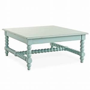 clarke coffee table everything turquoise With coffee table spindle legs