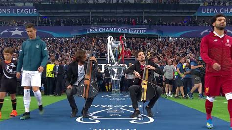 The 2020/21 uefa champions league final will be held at porto's estádio do dragão on saturday 29 may, with english winners assured as manchester city take on chelsea. 2CELLOS performance at the 2018 UEFA Champions League Final - YouTube   Ливерпуль, Чемпион, Лига