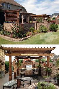 lawnmaster pergola july 2012 lawn master outdoor living photo contest winner