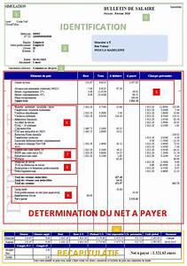 Exemple Bulletin De Paie Avec Indemnité De Licenciement : comment lire un bulletin de paie ~ Maxctalentgroup.com Avis de Voitures