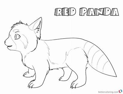 Panda Coloring Pages Printable Adults
