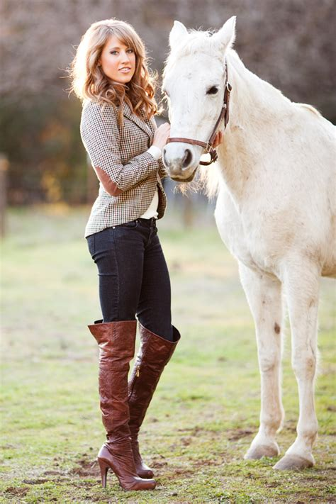 boots horse jeans riding horseback hair mai equestrian woman horses pants breeches rider outfit ride equine wear womens clothes leather