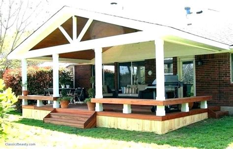 retractable awning wood patio covered  stages  sun shading wind  rain protection life
