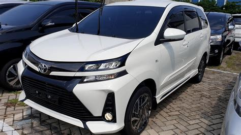 Toyota Avanza 2019 Modification by Toyota Avanza Veloz 2019