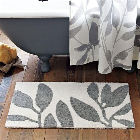 bamboo bath mat modern bath mats by west elm