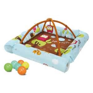 tapis d 233 veil chouette et ses 20 balles offertes pour enfant d 232 s la naissance oxybul 233 veil et jeux