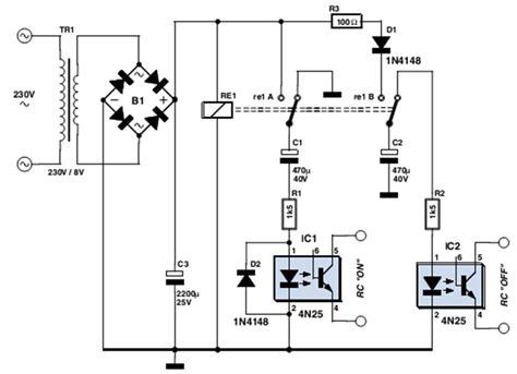 Simple Remote Control Mains Switch Lekule Blog