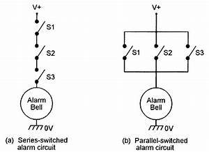 security electronics systems and circuits part 1 nuts With simple alarm system