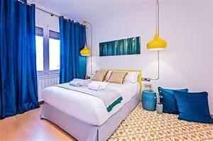 Ikea Tapis Chambre : trendy tapis ikea table de chevet suspensions lumineuses ~ Teatrodelosmanantiales.com Idées de Décoration