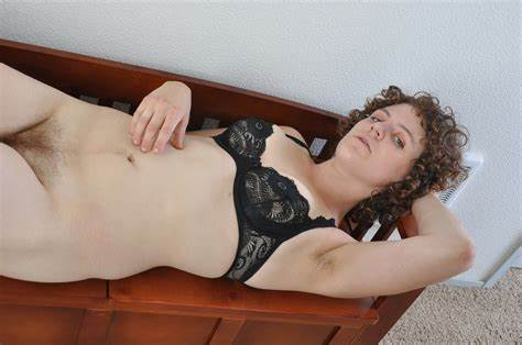 One Curly Masturbate Her Trembling Lips
