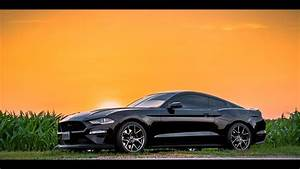 2019 Mustang GT PP2 Drive and Photo Shoot! - Stunning Car Sunset Photography - - YouTube