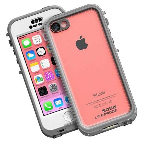 lifeproof n 252 252 d waterproof iphone 5c gadgetsin