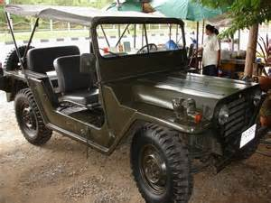 Vietnam Military Jeeps for Sale