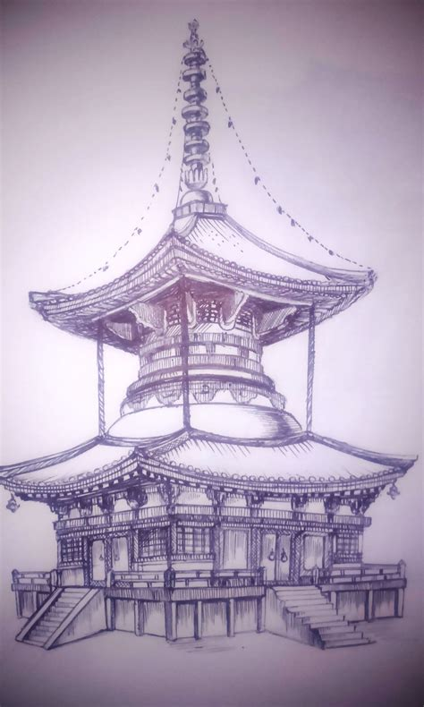 chinese temple  temple pinterest temple japonais