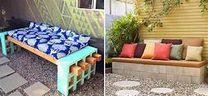 Outdoor Lounge Selber Bauen : turn your patio into a stylish outdoor lounge ~ Markanthonyermac.com Haus und Dekorationen