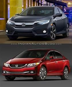 2016 Honda Civic Vs 2015 Honda Civic