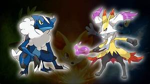 Pokémon X and Y | Final Starter Evolutions Leaked?! - YouTube