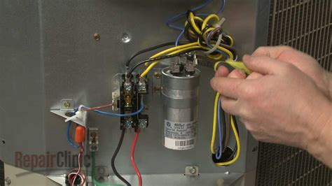 Central Air Conditioner Capacitor Wiring by How Much Does A Compressor For An Air Conditioner Cost