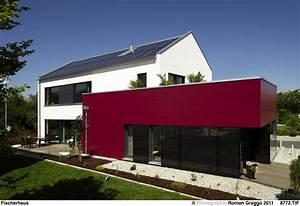 Haus Mit Büroanbau : modernes haus mit einliegerwohnung treffler fertighaus ~ Markanthonyermac.com Haus und Dekorationen
