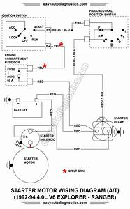 Ford Tractor Solenoid Wiring Diagram 4 Prong