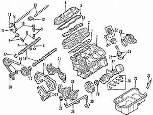 2000 Nissan Pathfinder Parts