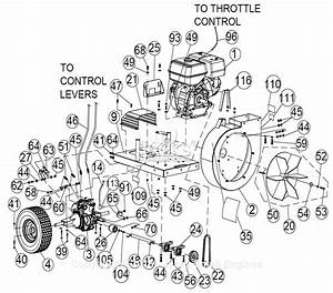 Billy Goat Qv550hsp Parts Diagram For Engine Assembly