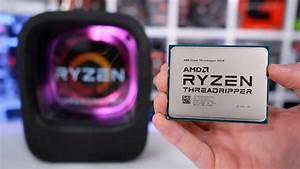 AMD Ryzen Threadripper 1950X 1920X Review Photo Gallery