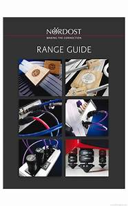 Nordost Range Guide - Product Catalogue