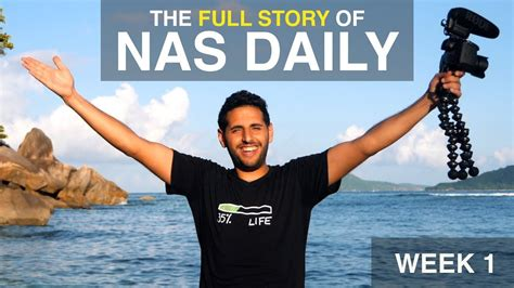 The Full Story of Nas Daily - YouTube