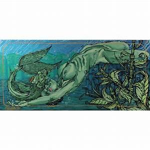 La Mémoire Et La Mer : uvre d 39 art originale la m moire et la mer yandy ~ Melissatoandfro.com Idées de Décoration
