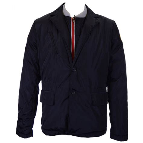u s polo assn claud blazer polyester navy jacket u s polo assn from n22 menswear uk