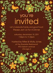 Party Card Invitation Template – orderecigsjuice info