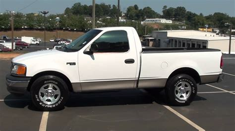 2004 Ford F 150 Xl by For Sale 2004 Ford F 150 Xl Heritage Edition Stk 11843b