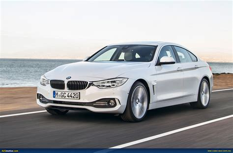 Bmw 4 Coupe by Ausmotive 187 Bmw 4 Series Gran Coup 233 Revealed