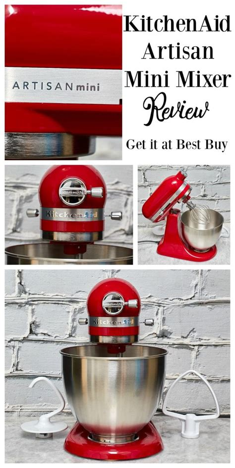 Kitchen Aid Artisan Mini Mixer Review Available At Best Buy