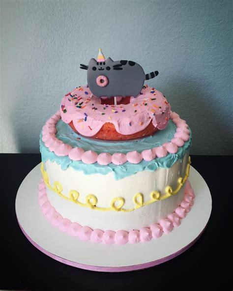 pusheen birthday ideas  pinterest pusheen