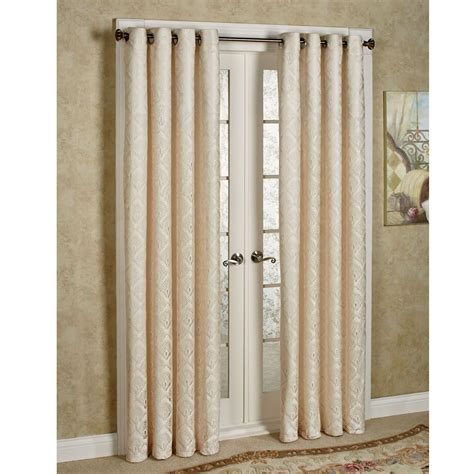 thermalace tm insulated grommet curtains