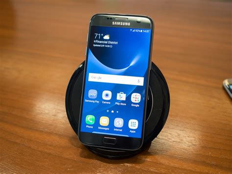 samsung s7 wireless charging best wireless charging pads for galaxy s7 android central