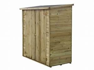 Abri De Jardin Ouvert : abri jardin bois adossable lipki x x ~ Premium-room.com Idées de Décoration