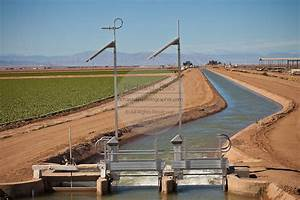 Agriculture Irrigation Imperial Valley California ...