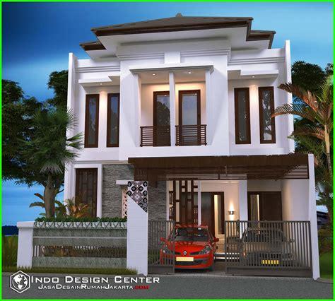 desain rumah minimalis konsep villa desain rumah
