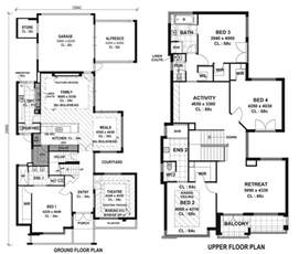 houses with floor plans top modern house floor plans cottage house plans